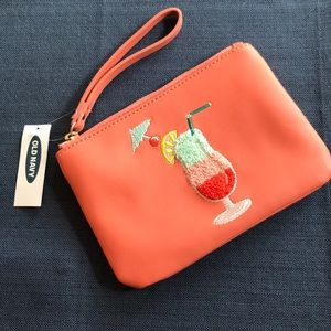 Old Navy Tropical Drink Wristlet NWT